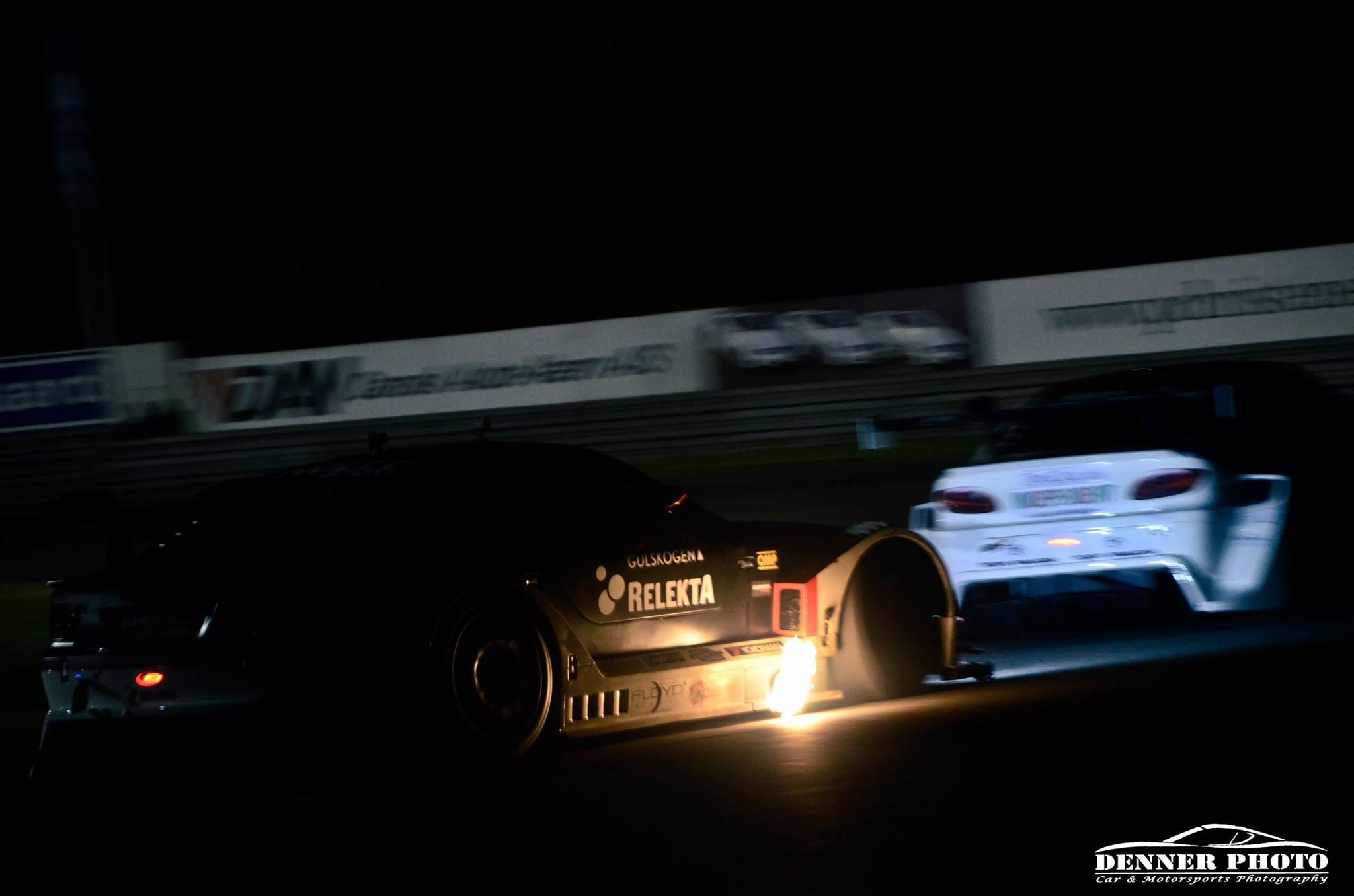 Night Race Molly Pettit